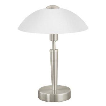 Lampe à poser Eglo SOLO 1 Nickel mat