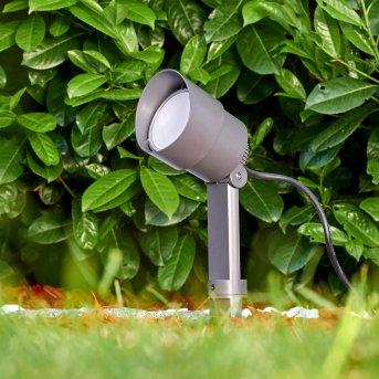 Spot de jardin Apenrader LED Anthracite, 1 lumière
