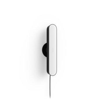 Kit d'extension Philips Hue Ambiance White & Color Play Lightbar LED Noir, 1 lumière, Changeur de couleurs