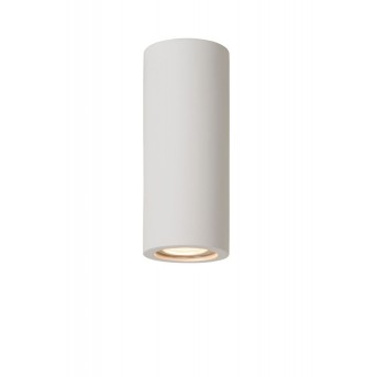 Plafonnier Lucide GIPSY Blanc, 1 lumière