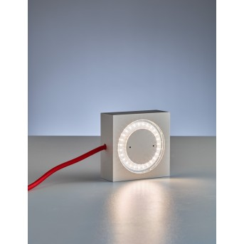 Square Tecnolumen Luminaire déco LED Aluminium, 1 lumière