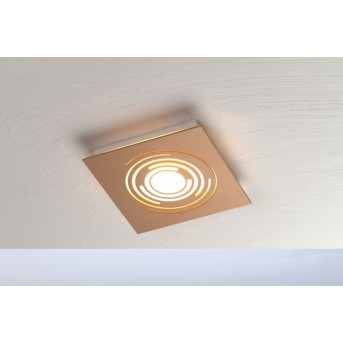 Plafonnier Bopp GALAXY COMFORT LED Or, 1 lumière
