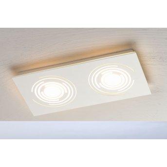 Plafonnier Bopp GALAXY BASIC LED Blanc, 2 lumières