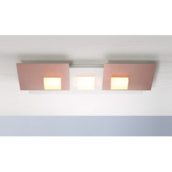 Plafonnier Bopp PIXEL 2.0 LED Blanc, 3 lumières