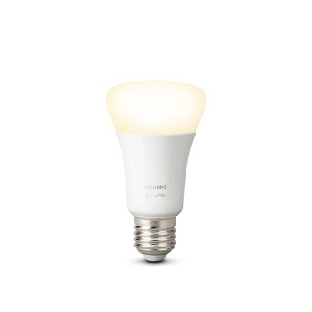 LED White E27 9,5 Watt 2700 Kelvin 806 Lumen Philips Hue