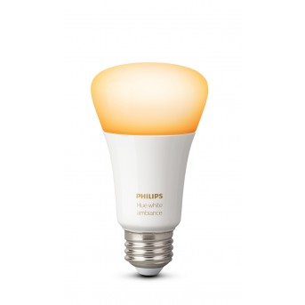 LED Ambiance White E27 8,5 Watt 6500 Kelvin 806 Lumen Philips Hue