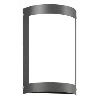 Applique extérieure CMD AQUA MARCO LED Anthracite, 1 lumière
