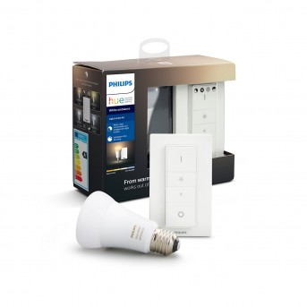 LED Ambiance White E27 9,5 Watt 6500 Kelvin 806 Lumen Philips Hue