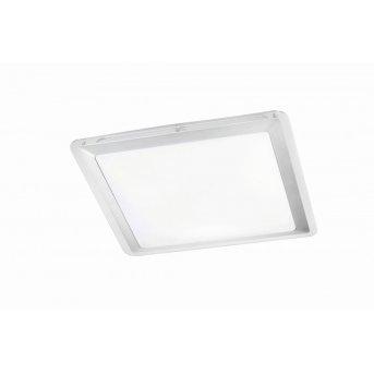 Plafonnier Leuchten Direkt LABOL LED Acier inoxydable, 1 lumière
