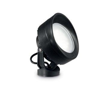 Spot de jardin Ideal Lux TOMMY Noir, 1 lumière