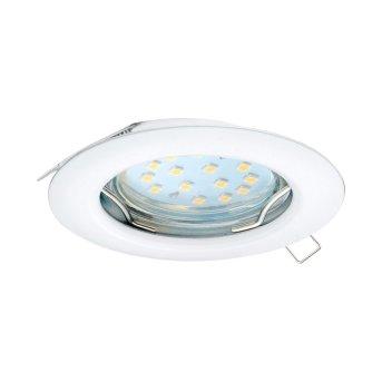 Spot encastrable Eglo PENETO LED Blanc, 1 lumière