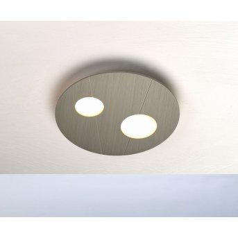 Plafonnier Bopp GRAFICO LED Beige, 2 lumières