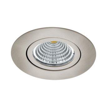 Spot encastrable Eglo SALICETO LED Nickel mat, 1 lumière