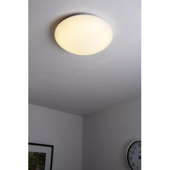 Plafonnier Globo KIRSTEN LED Blanc, 1 lumière