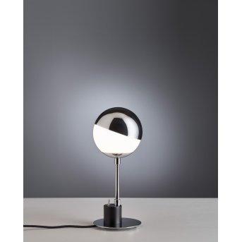 SF 28 Tecnolumen Lampe à poser Chrome, Noir, 1 lumière