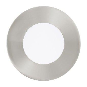 Lampe à encastrer Eglo FUEVA 1 LED Nickel mat, 3 lumières