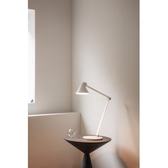 Lampe à Poser Louis Poulsen NJP TABLE LED Blanc, 1 lumière
