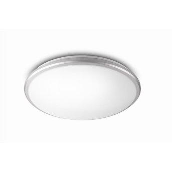 Plafonnier Philips Guppy LED Gris, 1 lumière