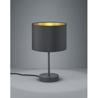 Lampe à poser Trio HOSTEL Noir, 1 lumière