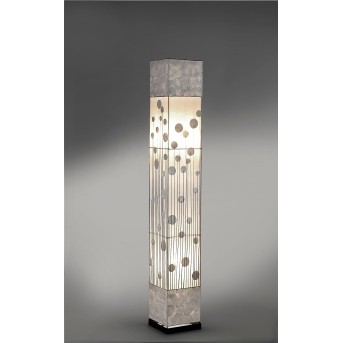 Lampadaire Paul Neuhaus ABUJA Blanc, 3 lumières