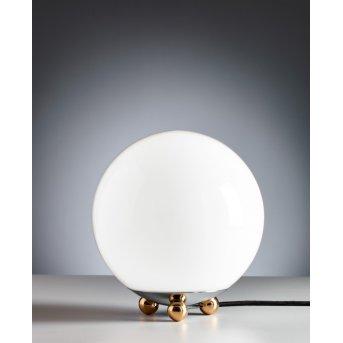 AD 32 Tecnolumen Lampe à poser Chrome, Laiton, 1 lumière