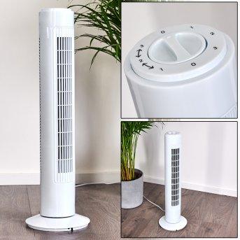 Ventilateur Cherbourg Blanc