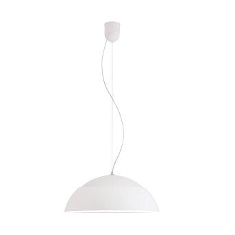 Suspension Eglo MARGHERA LED Blanc, 2 lumières