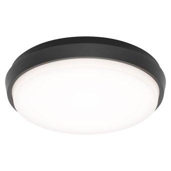 Plafonnier extérieur LCD TYP 5066 LED Noir, 1 lumière