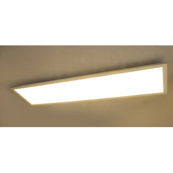 Plafonnier Globo ROSI LED Blanc, 1 lumière, Télécommandes