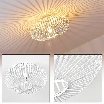 Plafonnier Lepa Blanc, 1 lumière