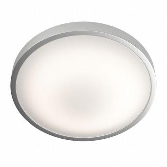 Plafonnier LEDVANCE ORBIS Argenté, 1 lumière, Changeur de couleurs