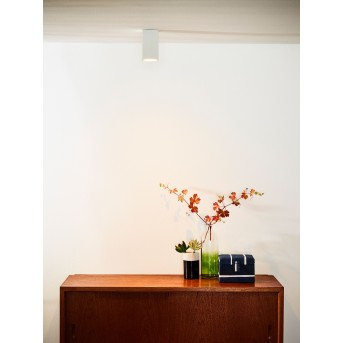 Spot de plafond Lucide DELTO LED Blanc, 1 lumière