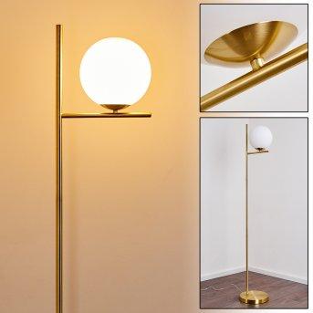 Lampadaire Hogatza Or, 1 lumière