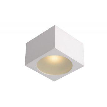 Plafonnier d'extérieur Lucide LILY Blanc, 1 lumière