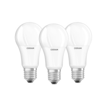 Lot de 3 Osram LED E27 13 Watt 4000 Kelvin 1521 Lumen
