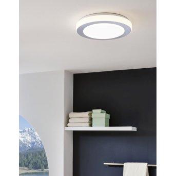 Plafonnier Eglo CARPI LED Blanc, 1 lumière