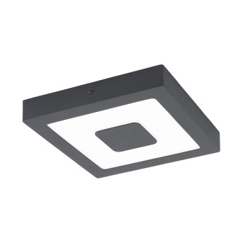 Plafonnier Eglo IPHIAS LED Anthracite, 1 lumière