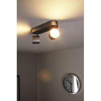 Spot Philips STAR LED Aluminium, Acier inoxydable, 2 lumières