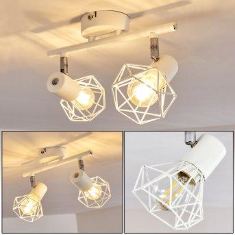 Plafonnier Gullspang Blanc, 2 lumières