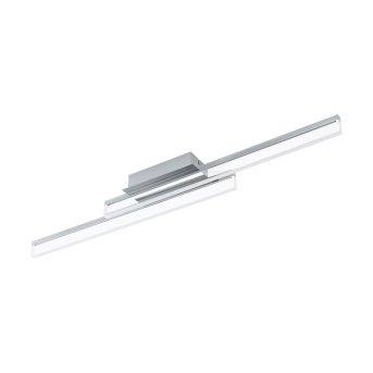 Plafonnier Eglo PALMITAL LED Chrome, 2 lumières