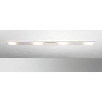 Plafonnier BOPP SLIGHT LED Blanc, 4 lumières