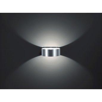 Applique murale Helestra FOSCA LED Aluminium, 1 lumière