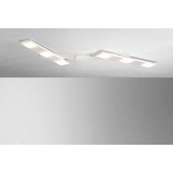 Plafonnier BOPP SLIGHT LED Blanc, 6 lumières