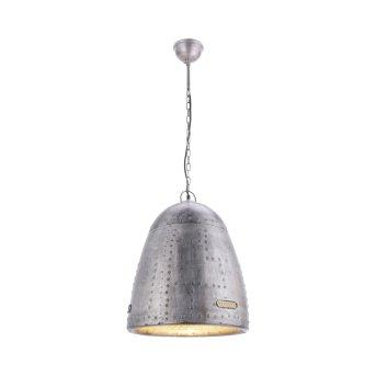 Suspension Leuchten-Direkt SAMIA Gris, 1 lumière