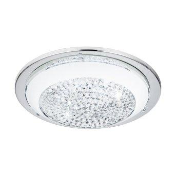 Plafonnier Eglo ACOLLA LED Chrome, 1 lumière