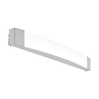 Lampe pour miroir Eglo SIDERNO LED Chrome, 1 lumière