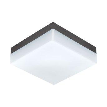 Plafonnier Eglo SONELLA LED Anthracite, 1 lumière