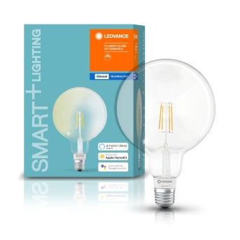 LED E27 5,5 Watt 2700 Kelvin 650 Lumen LEDVANCE SMART+