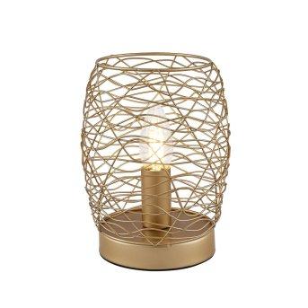 Lampe de table Nino-Leuchten PAU Champagne, 1 lumière