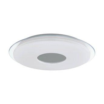 Applique murale / Plafonnier Eglo LANCIANO-C LED Blanc, Transparent, 1 lumière